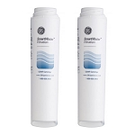 GE GSWF SmartWater Slim Refrigerator Interior Water Filter | 2 Pack